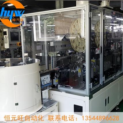 惠州汽车连接器自动组装机