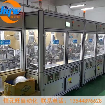 惠州连接器自动机